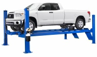 open front alignment rack lift