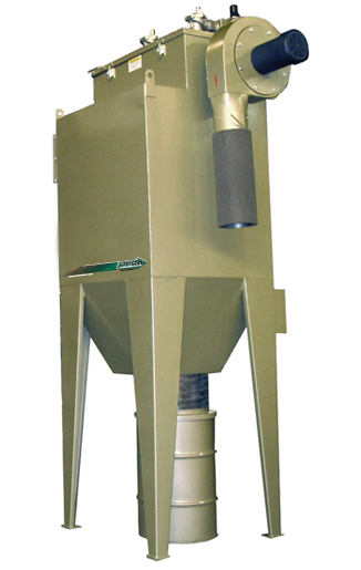 Reverse-Pulse Cartridge Dust Collector - RPH Model