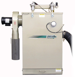 Reverse-Pulse Cartridge Dust Collector - RPC Model